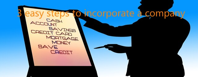 3 easy steps to incorporate a company in india