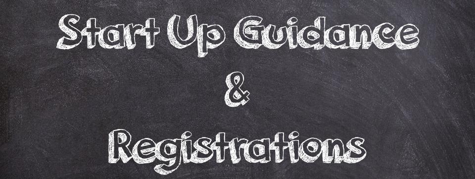 startup-registrations & guidance
