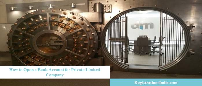 How to Open a Bank Account of Private Limited Company Image