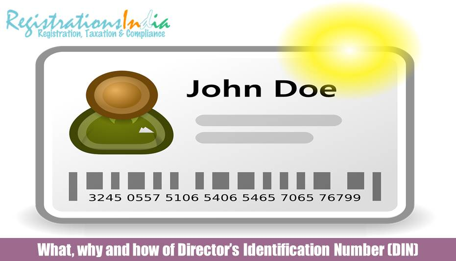 Directors Identification Number image