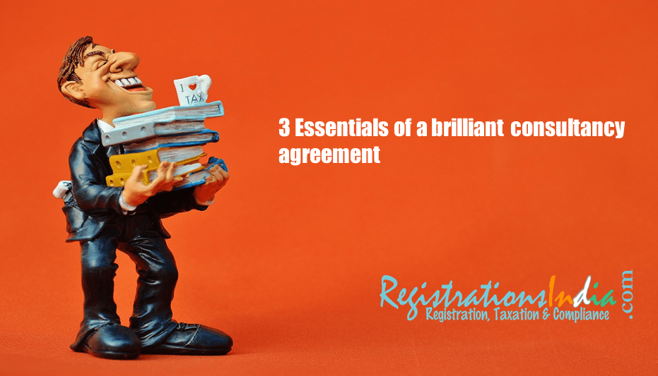 3 Essentials of a brilliant consultancy agreement image