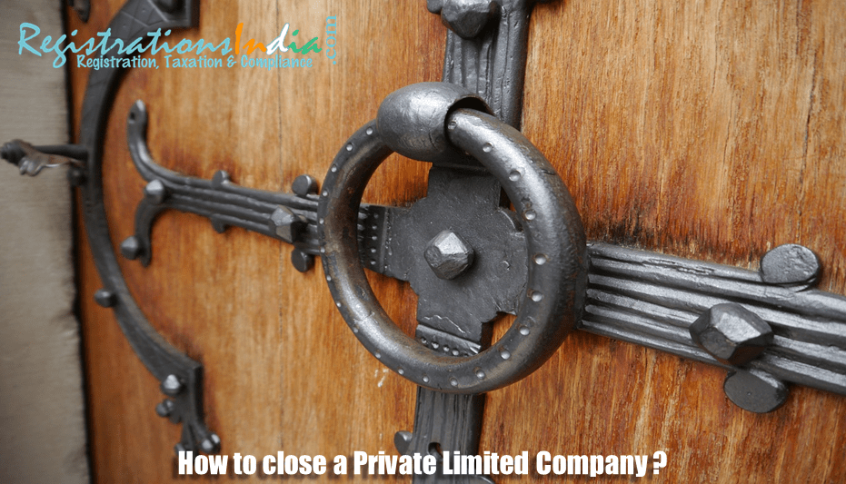 how to Close a Private Limited Company pic