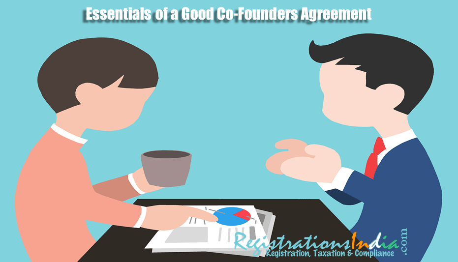 Essentials of a Good Startup Co-founders Agreement image