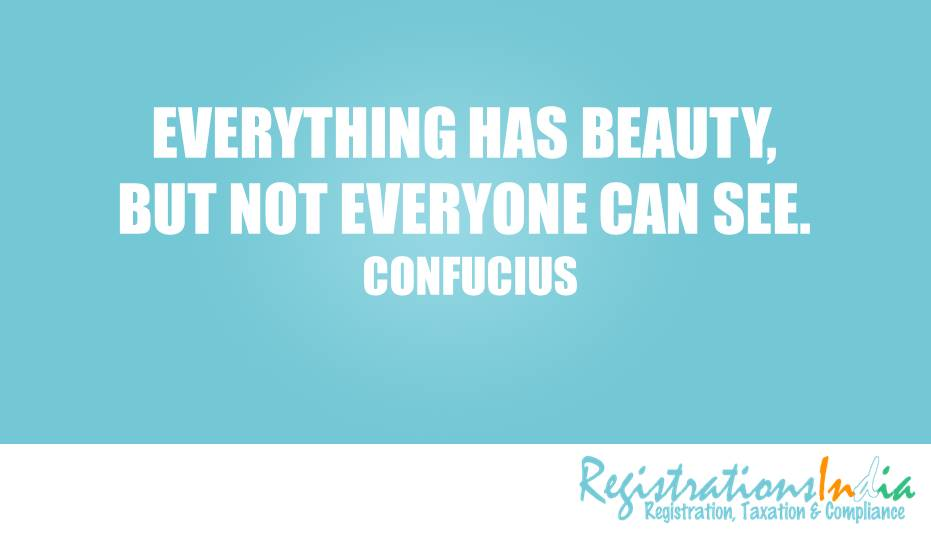 Everything Has Beauty, But Not Everyone Can