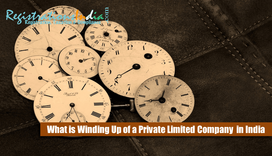 Winding Up of a Private Limited Company in India image