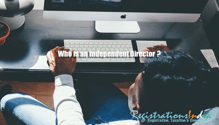 independent director image