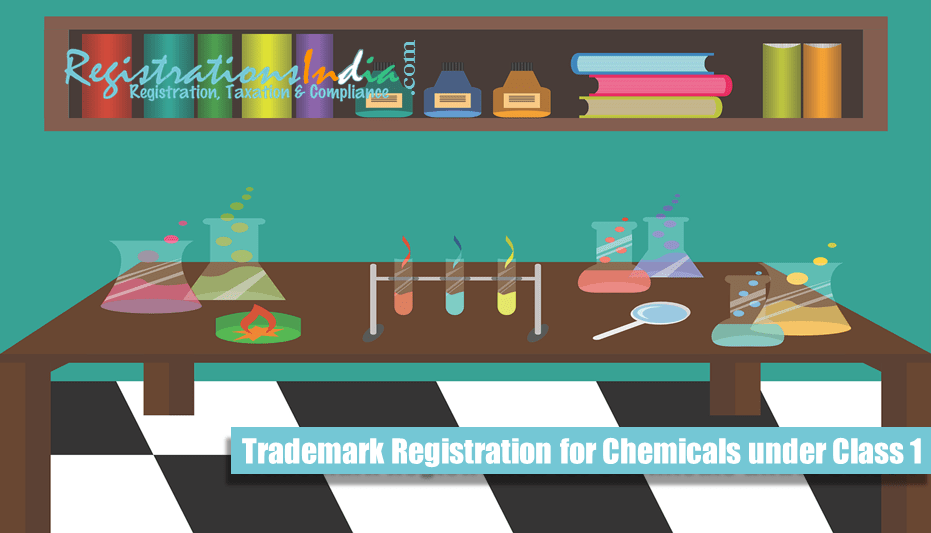 Trademark Registration for Chemicals Under Class 1 image