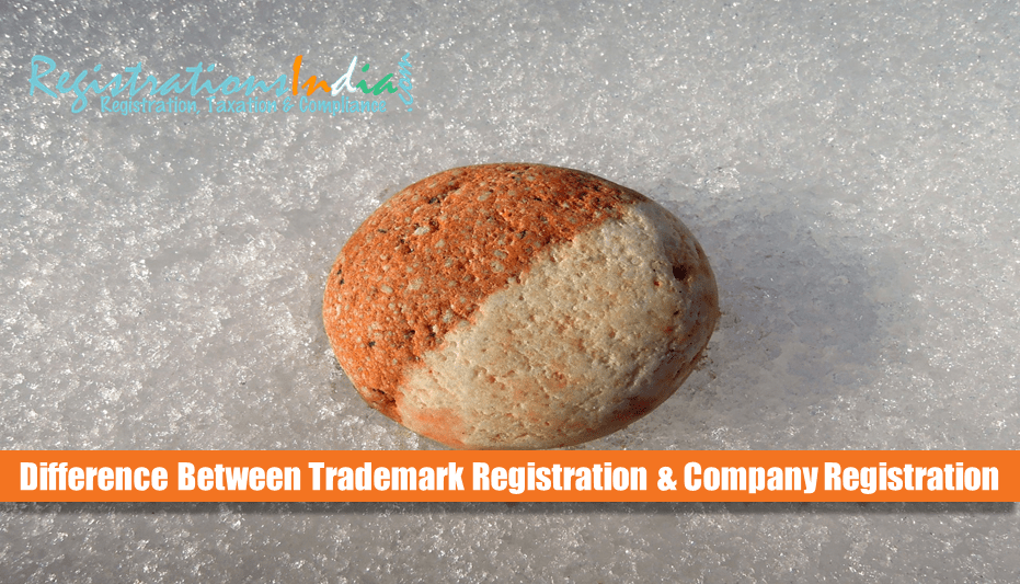 Difference Between Trademark Registration & Company Registration