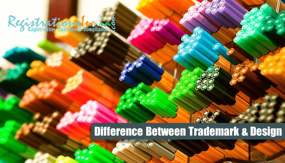 Difference Between Trademark & Design