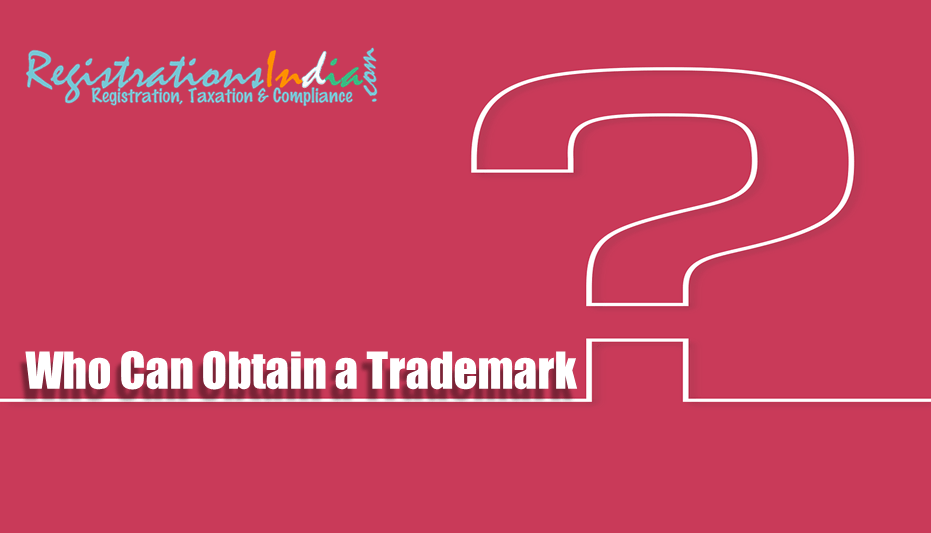 Who Can Obtain a Trademark?