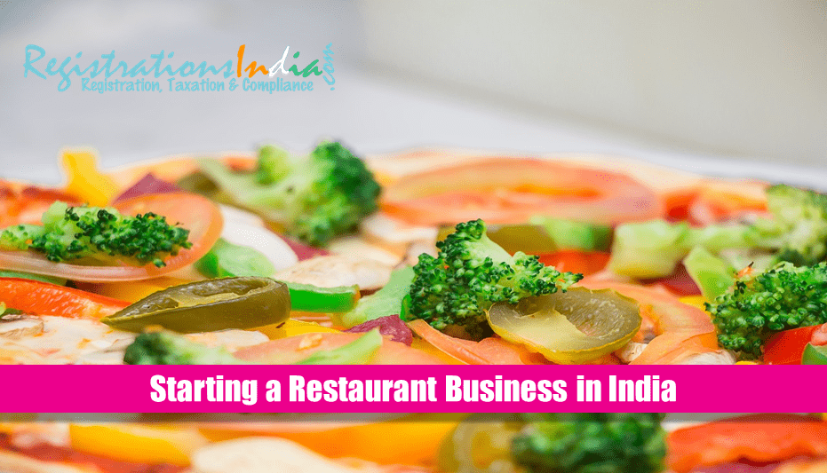 Starting a Restaurant Business in India