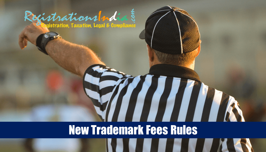 New Trademark Fees Rules